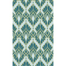 Voyages Light Aqua Rug