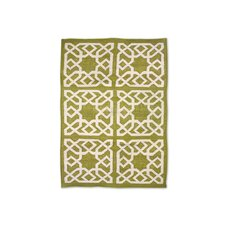 Parish Kilim Green Rug