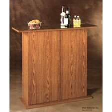 Americus Oak Glass - Top Bar