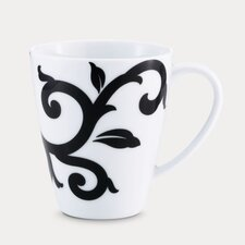 Kismet Black 15 oz. Mug