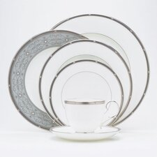 Rochelle Platinum Dinnerware Set