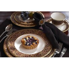 Xavier Gold Dinnerware Set