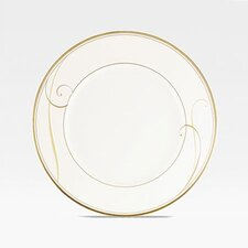 Golden Wave Salad Plate
