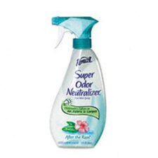 Super Odor Neutralizer Commercial Air and Fabric Freshener Fresh Scent