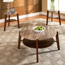 Tivoli 3 Piece Coffee Table Set