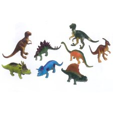 Dinosaurs Play Set (Set of 8)