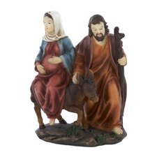 Poly Nativity Table Piece