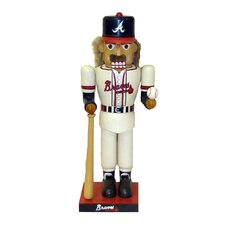 Baseball Player Nutcracker