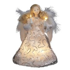 10 Light Angel Tree Topper