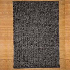Black Bordeaux Rug