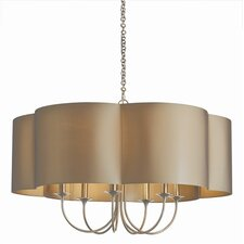 Rittenhouse Large 6 Light Chandelier