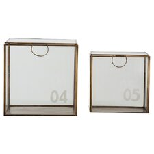 Guthrie 2 Piece Boxes Set