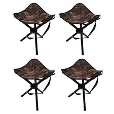 Outdoor Tripod Hunting Stand (Set of 4)