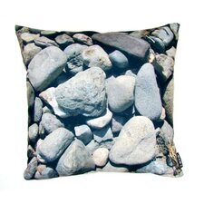 Stones Feather Filled Pillow