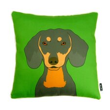 Dachshund Polyester Pillow