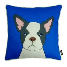 French Bulldog Polyester Pillow