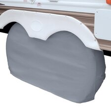 Overdrive RV Dual Axle Wheel Cover