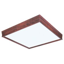 Decorative Linear Flush Mount