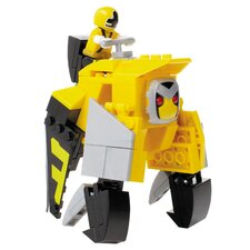 Power Rangers Samurai - Yellow Ape Folding Zord