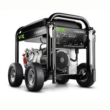 5,500 Watt Vox Industrial Oil Generator