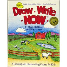 Draw Write Now Book 1 Farm Kids &