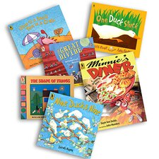 Math Series Books (Set of 6)