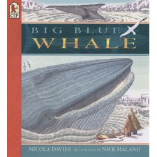 Big Blue Whale Big Book