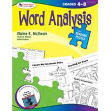 Word Analysis The Reading Puzzle