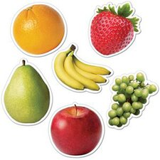 Fruits Designer Cut-outs
