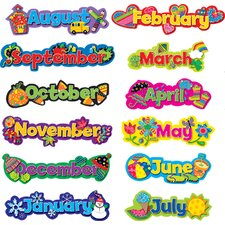 Pp Seasonal Months Of The Year