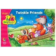 Twinkle Friends Sing Along/read