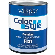 1 Quart Tint Base ColorStyle® Interior Latex Flat Wall Paint