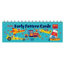 Unifix Early Pattern Book 6