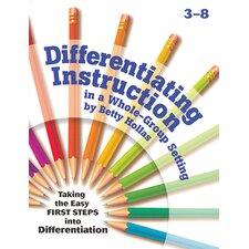 Differentiating Instruction In A