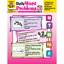 Daily Word Problems Gr 1