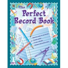 Record Book The Perfect 8 X 11