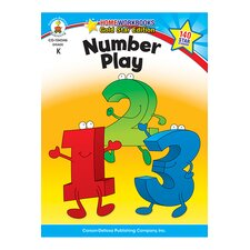 Number Play Home Workbook Gr K