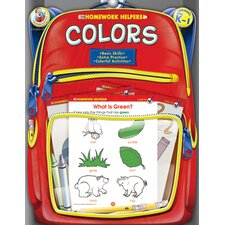 Homework Helper Colors Gr Pk-1