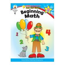 Beginning Math Home Workbook Gr K
