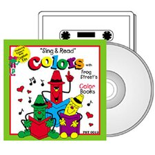 The Sing And Read Colors Cd