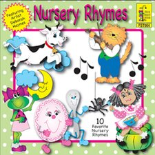 Nursery Rhyme Cd