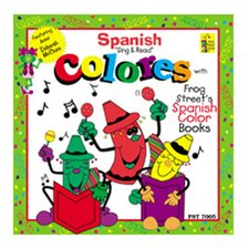 Spanish Color Cd