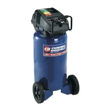 26 Gallon Electric Oil Free Vertical Air Compressor