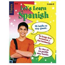 Lets Learn Spanish Gr 8 Workbook