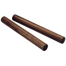 Hardwood Claves Pair