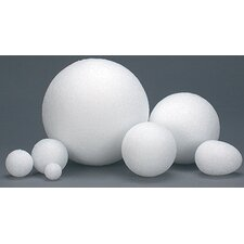 Styrofoam Balls 4 36 Pieces