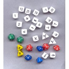 Classroom Dice Set (Set of 31)