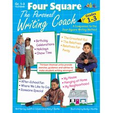 Four Sq The Personal Writing Gr 1-3