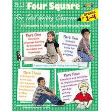 Four Square Gr 1-4 The Total