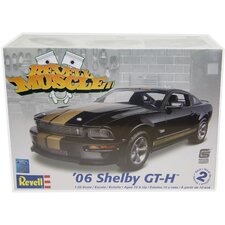 1:25 Shelby GT-H Plastic Model Kit
